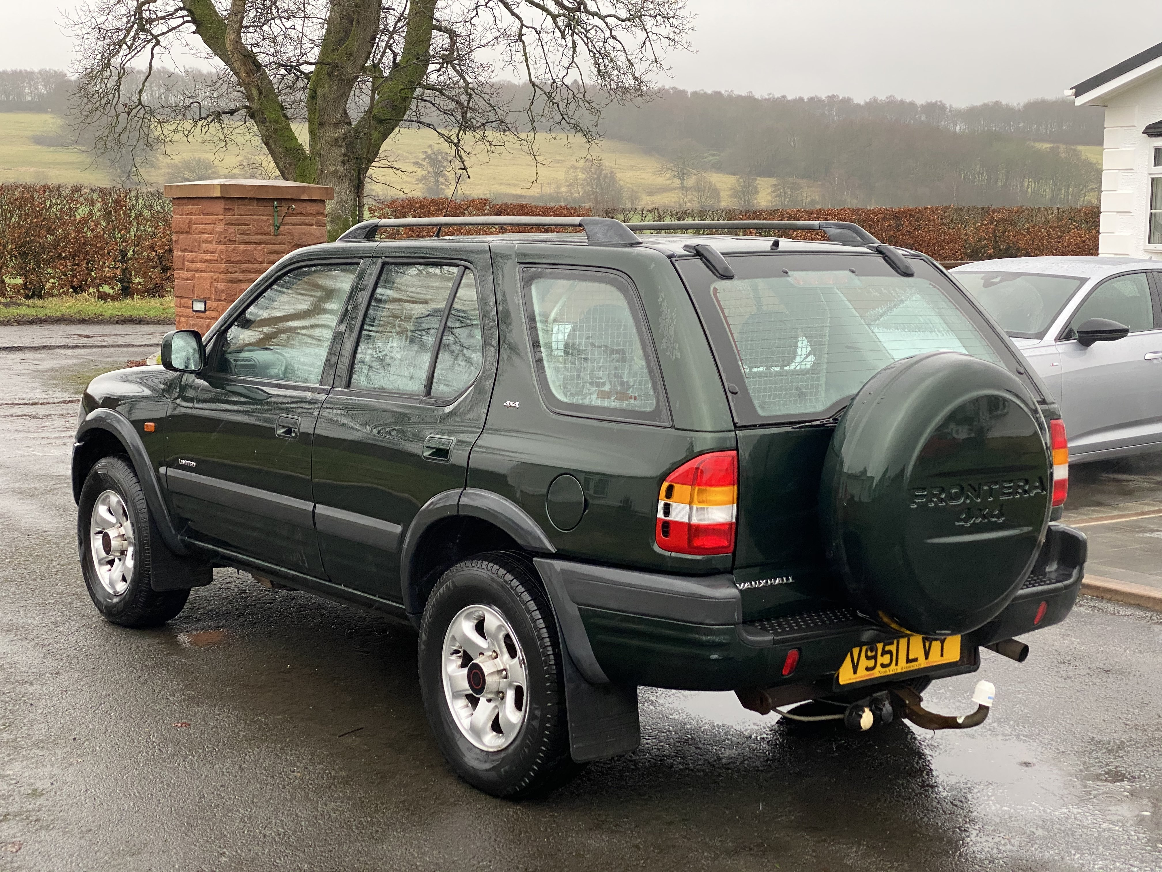1999 Vauxhall Frontera 3.2 V6 For Sale (picture 3 of 6)