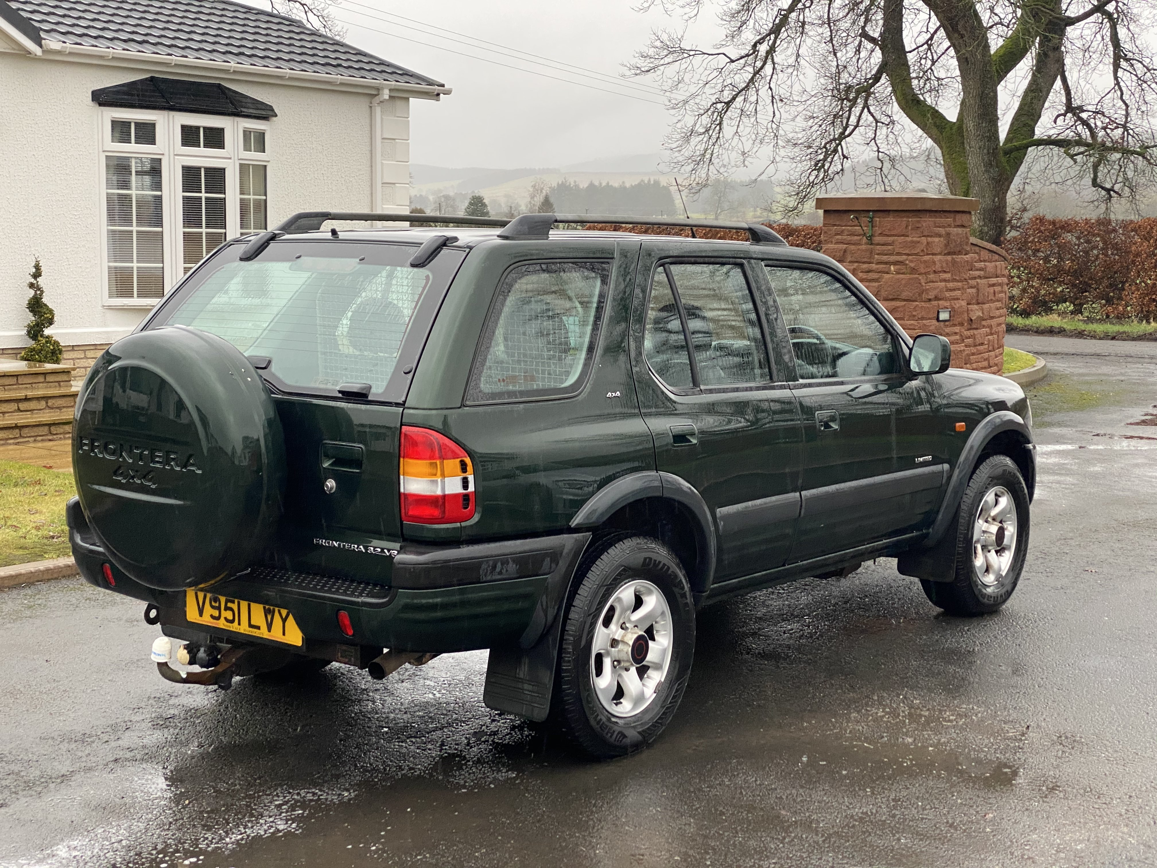 1999 Vauxhall Frontera 3.2 V6 For Sale (picture 6 of 6)