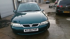 Vauxhall Vectra one owner