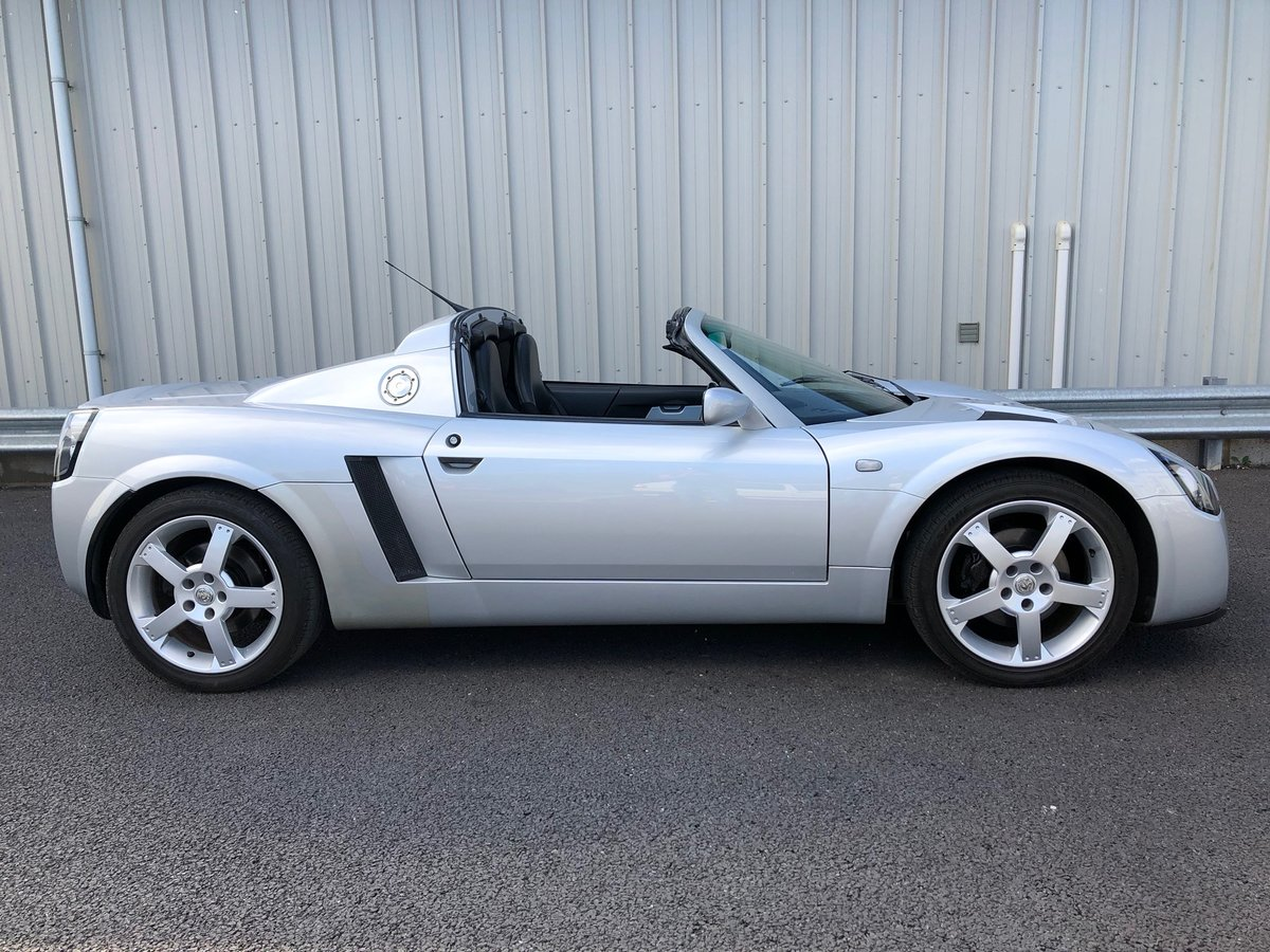 2002 VAUXHALL VX220 2.2 16V WITH 45K MILES For Sale (picture 2 of 12)