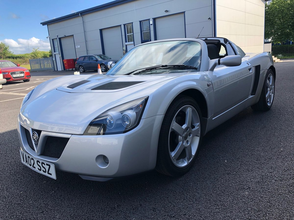 2002 VAUXHALL VX220 2.2 16V WITH 45K MILES For Sale (picture 6 of 12)
