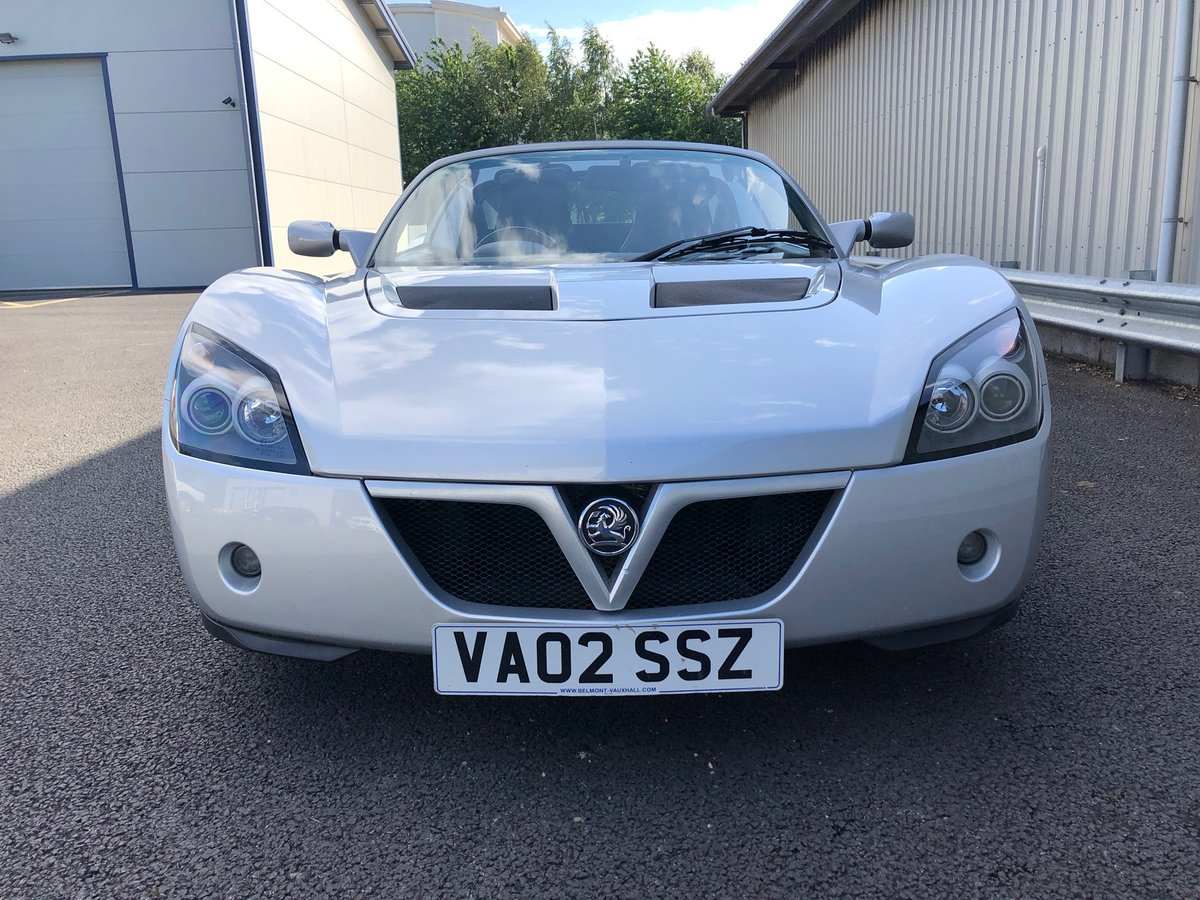 2002 VAUXHALL VX220 2.2 16V WITH 45K MILES For Sale (picture 7 of 12)