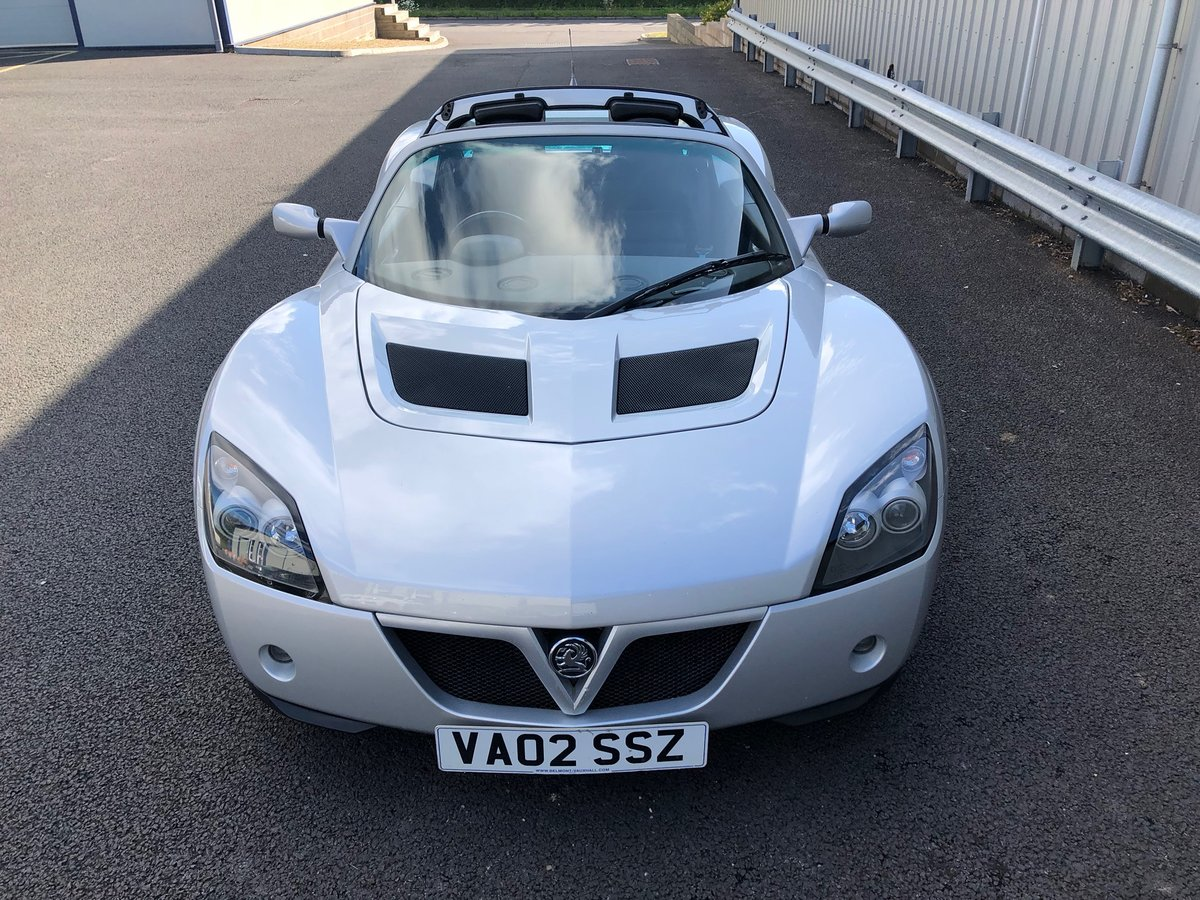 2002 VAUXHALL VX220 2.2 16V WITH 45K MILES For Sale (picture 8 of 12)