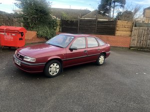 Picture of 1993 Vauxhall Cavalier 1.7TD, One Owner from New! For Sale
