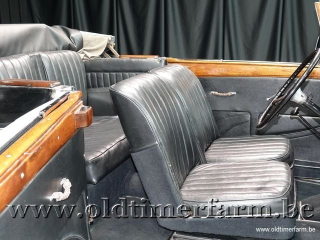 1937 Vauxhall Tickford Foursome Drophead Coupé '37 For Sale (picture 9 of 12)