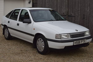 Picture of 1991 Vauxhall Cavalier 1.6 GL Mk3 5-door (2 owners, 43000 miles) For Sale
