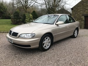Picture of 2001 OMEGA 2.2 GLS 1 OWNER FROM NEW FSH 42,134 MILES ONLY SUPERB For Sale