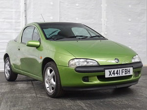 Picture of 2000 Vauxhall Tigra 1.6 16V For Sale by Auction