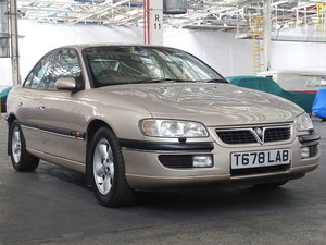 Picture of 1999 Vauxhall Omega V6 Elite For Sale by Auction