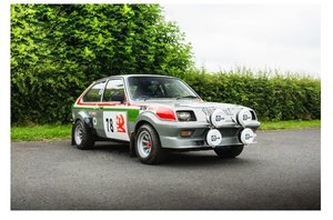 Picture of 1978 Vauxhall Chevette HS Group 4 - Ex Works - Jimmy McRae For Sale by Auction