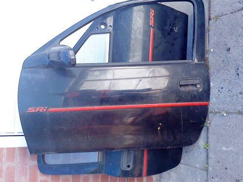Vauxhall Corsa (B) SRi Doors/ Corsa bumper For Sale (picture 1 of 5)