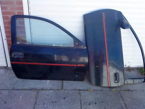 Vauxhall Corsa (B) SRi Doors/ Corsa bumper For Sale (picture 3 of 5)