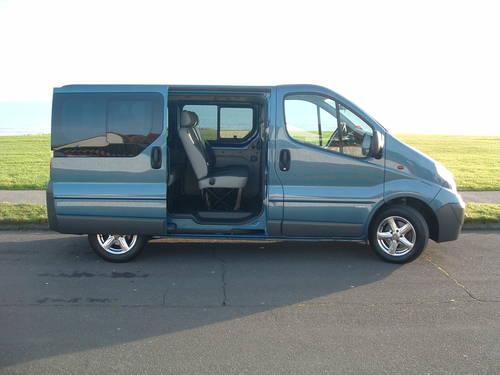 2008 VIVARO 2.0 FACTORY 9 SEAT MPV / KOMBI / MINIBUS / SHUTTLE SOLD (picture 1 of 6)