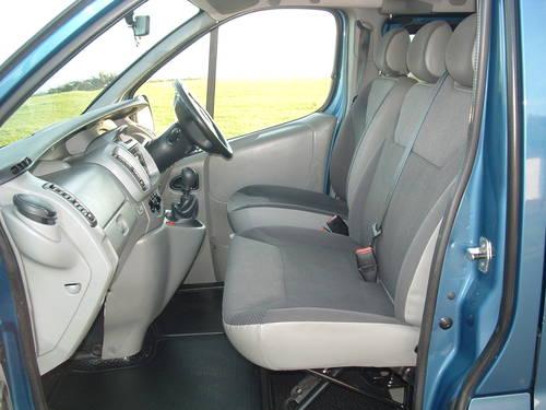 2008 VIVARO 2.0 FACTORY 9 SEAT MPV / KOMBI / MINIBUS / SHUTTLE SOLD (picture 5 of 6)