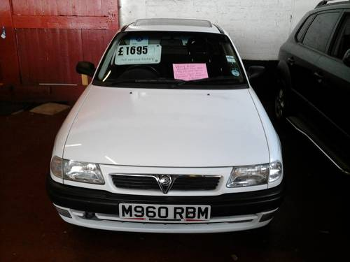 1994 M VAUXHALL ASTRA 1.4 GLS , 5 DOOR,, For Sale (picture 1 of 4)