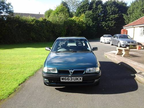 1995 M VAUXHALL ASTRA , 1.6 GLS 16V , 4 DOOR, Price: £2,695 For Sale (picture 1 of 4)