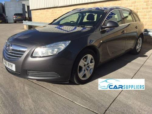 2011 VAUXHALL INSIGNIA 2.0 CDTi Estate - Diesel / Automatic  For Sale (picture 1 of 5)