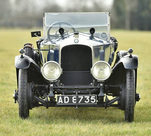 1921 Vauxhall 30/98 E type tourer SOLD (picture 1 of 6)