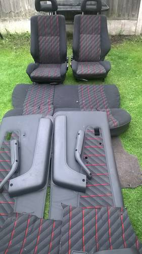 VAUXHALL NOVA BOOT CARPET IN GREY GOOD CONDITION MK1 MK2 INTERIOR BOOT