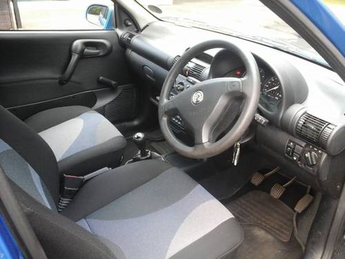 1999 T VAUXHALL CORSA 1.2 CLUB BREEZE 5 DOOR For Sale (picture 4 of 4)