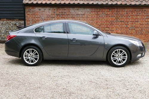 2009 Vauxhall Insignia 2.0 CDTI Exclusiv SOLD (picture 2 of 6)