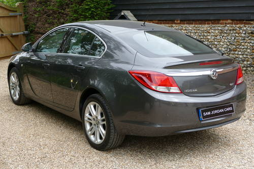 2009 Vauxhall Insignia 2.0 CDTI Exclusiv SOLD (picture 4 of 6)