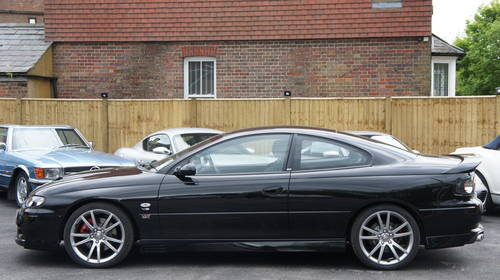 VAUXHALL MONARO 6.0i V8 VXR LS2 [400 BH] - 2005 + LIKE NEW SOLD (picture 2 of 6)
