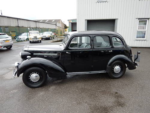 1939 VAUXHALL Fourteen-Six Model J SOLD (picture 1 of 6)