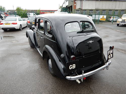 1939 VAUXHALL Fourteen-Six Model J SOLD (picture 4 of 6)
