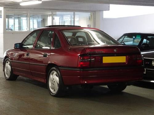 1994 Vauxhall Cavalier 2.0 i Turbo 4x4 4dr 6 SPD FULL LEATHER INT For Sale (picture 2 of 6)