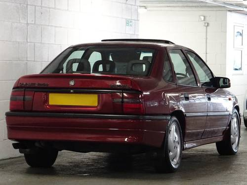 1994 Vauxhall Cavalier 2.0 i Turbo 4x4 4dr 6 SPD FULL LEATHER INT For Sale (picture 3 of 6)