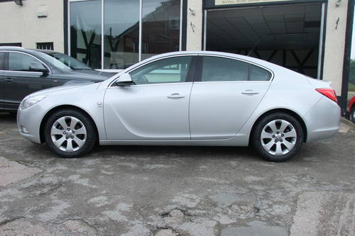 2011 VAUXHALL INSIGNIA 1.8 SRI 5DR Manual SOLD (picture 2 of 6)