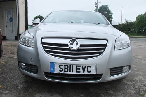 2011 VAUXHALL INSIGNIA 1.8 SRI 5DR Manual SOLD (picture 4 of 6)