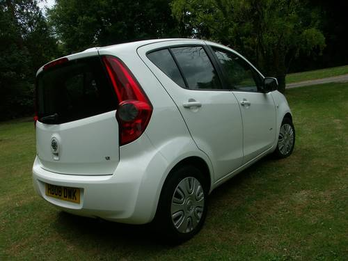 2008 Vauxhall Agila Club 1.2 SOLD (picture 3 of 6)