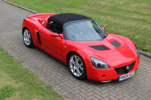 2004 Vauxhall VX220 Turbo - 22,000 miles SOLD (picture 1 of 6)