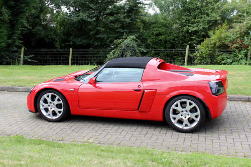 2004 Vauxhall VX220 Turbo - 22,000 miles SOLD (picture 2 of 6)