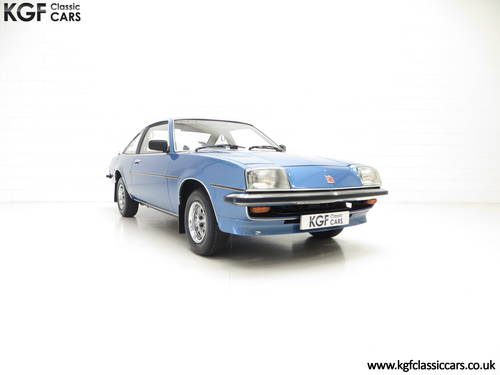 1978 Probably The Best Vauxhall Cavalier Mk1 1900GLS Coupe SOLD (picture 1 of 6)