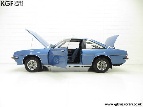 1978 Probably The Best Vauxhall Cavalier Mk1 1900GLS Coupe SOLD (picture 3 of 6)