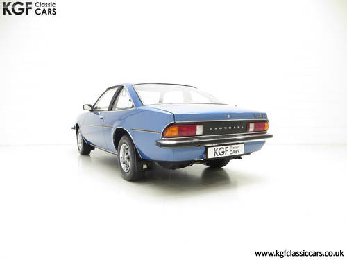 1978 Probably The Best Vauxhall Cavalier Mk1 1900GLS Coupe SOLD (picture 4 of 6)