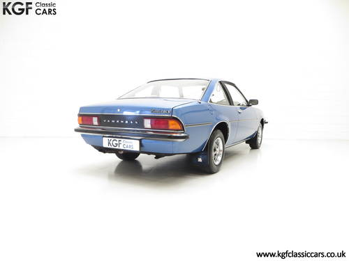 1978 Probably The Best Vauxhall Cavalier Mk1 1900GLS Coupe SOLD (picture 5 of 6)