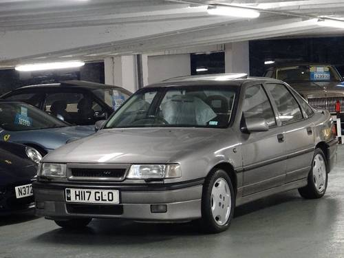 1991 Vauxhall Cavalier 2.0 i 16v GSi 4dr 16V SFI RED TOP For Sale (picture 2 of 6)
