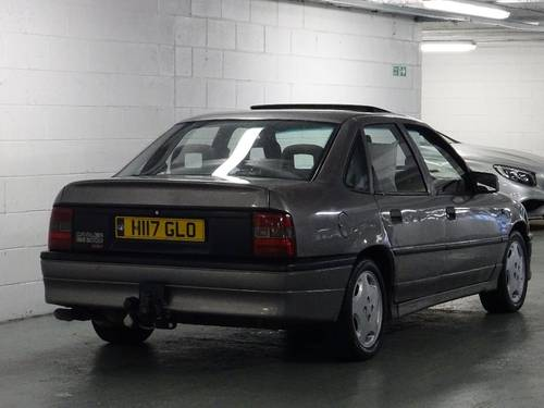 1991 Vauxhall Cavalier 2.0 i 16v GSi 4dr 16V SFI RED TOP For Sale (picture 3 of 6)