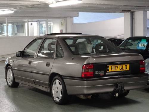 1991 Vauxhall Cavalier 2.0 i 16v GSi 4dr 16V SFI RED TOP For Sale (picture 4 of 6)