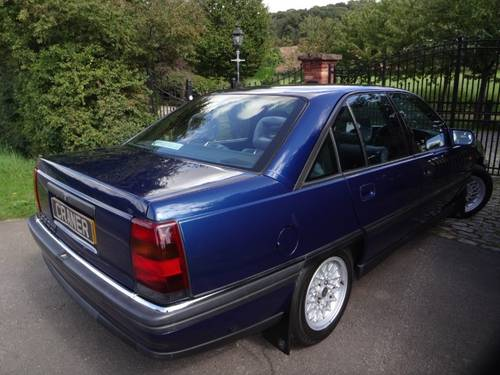 1994  Vauxhall Carlton CDI Sports Auto 4 door Saloon SOLD (picture 3 of 6)