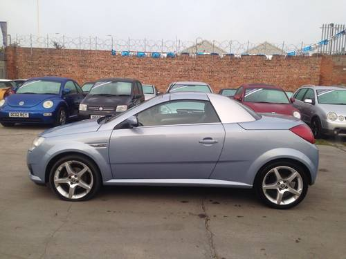 2007 Vauxhall Tigra 1.4 i 16v Exclusive 2d SOLD (picture 1 of 6)