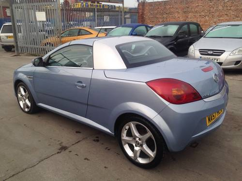2007 Vauxhall Tigra 1.4 i 16v Exclusive 2d SOLD (picture 3 of 6)