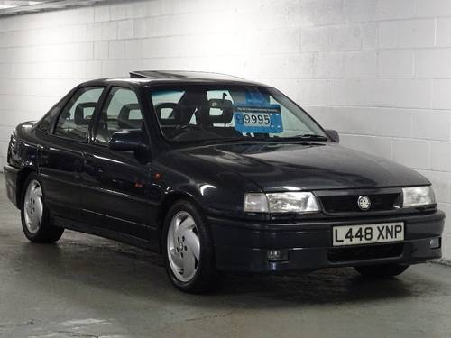 1993 Vauxhall Cavalier 2.0 i Turbo 4x4 4dr For Sale (picture 1 of 6)