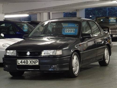 1993 Vauxhall Cavalier 2.0 i Turbo 4x4 4dr For Sale (picture 2 of 6)