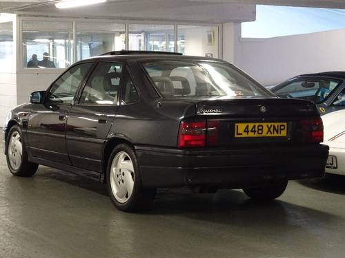 1993 Vauxhall Cavalier 2.0 i Turbo 4x4 4dr For Sale (picture 3 of 6)