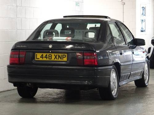 1993 Vauxhall Cavalier 2.0 i Turbo 4x4 4dr For Sale (picture 4 of 6)